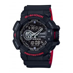 Montre Homme Casio G-Shock Double Affichage GA-400HR-1AER