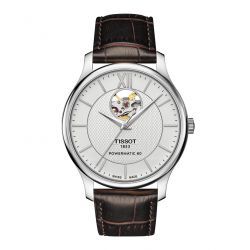 Montre Homme Tissot Tradition Automatic Open Hearth T0639071603800