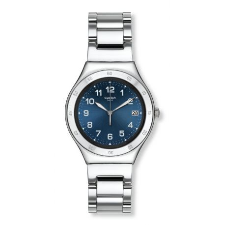 Montre Swatch Irony Big pour Homme YGS474G - BLUE POOL